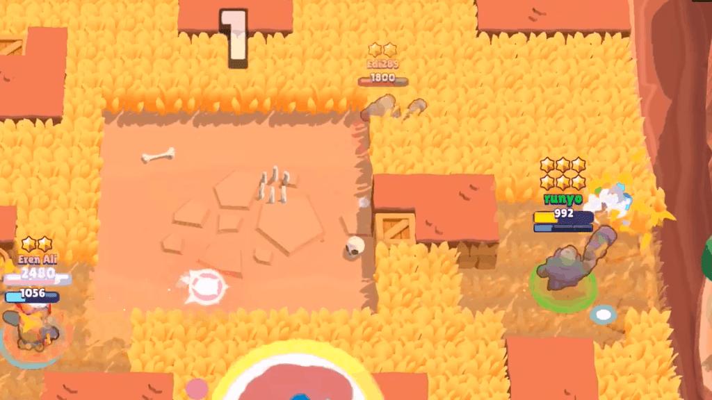 Bounty game mode Brawl Stars