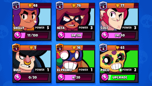 How To Upgrade Brawlers and Get Power Points & Coins – Brawl Stars Guide