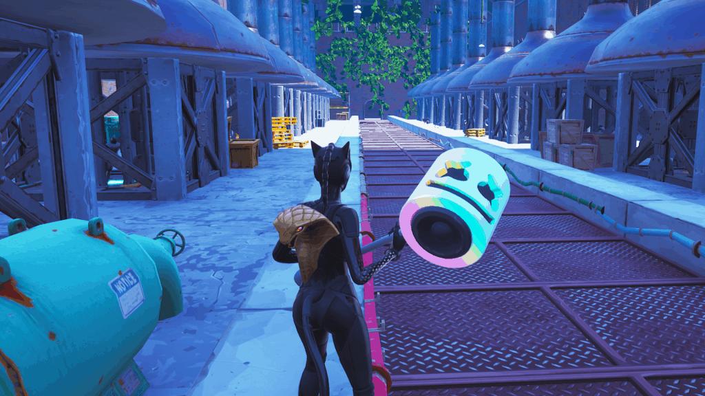 Escape the Dream map code Fortnite creative mode