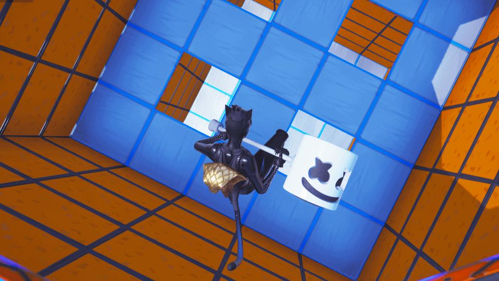 Fortnite Dropper v1 map code creative mode