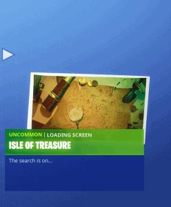 Tier 10 Isle Of Treasure loading screen