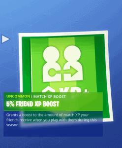 Tier 24 5% friend XP boost