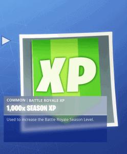 Tier 45 1000x Season XP