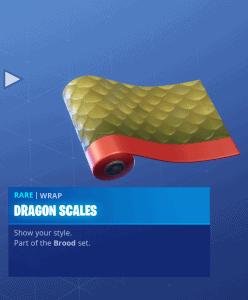 Tier 60 Dragon Scales wrap