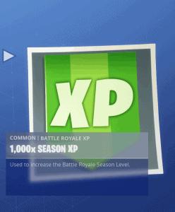 Tier 61 1000x season XP