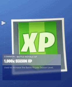 Tier 66 1000x Season XP