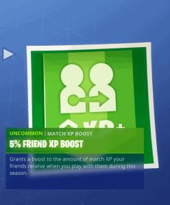 Tier 73 5% friend XP boost
