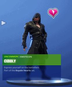 Tier 78 Cuddly emoticon