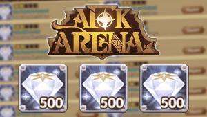 AFK Arena – How To Get Diamonds