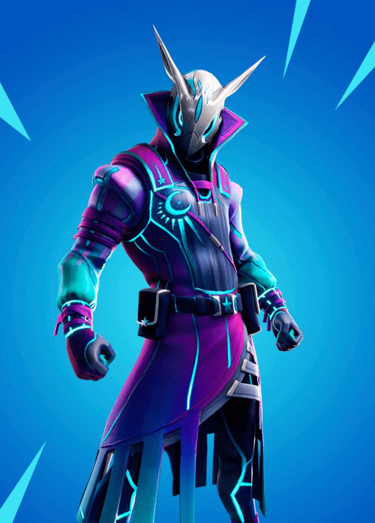Luminos skin season 8 Fortnite