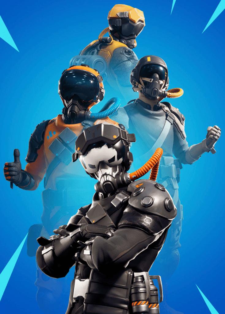 Supersonic skin season 8 Fortnite