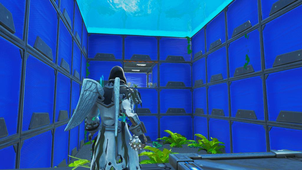 Underwater Deathrun map code Fortnite