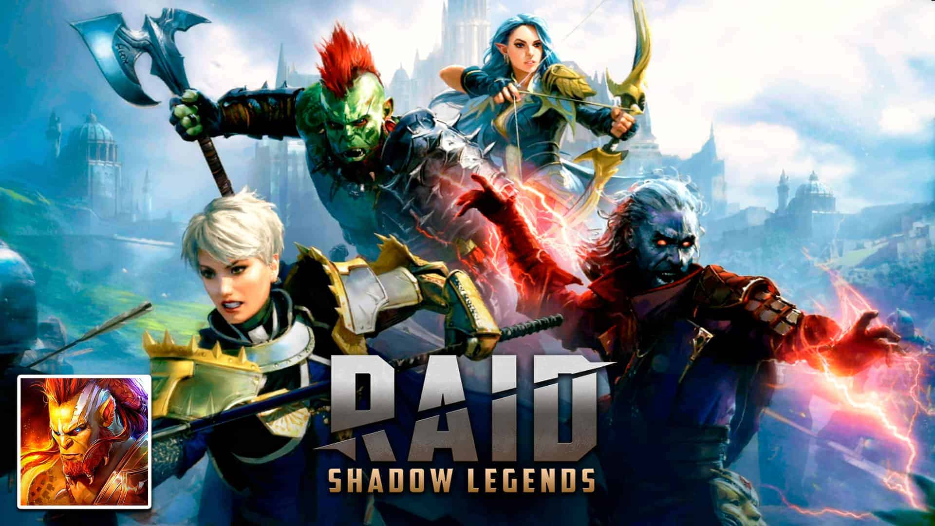 RAID: Shadow Legends – Best Champions Tier List (January 2021)