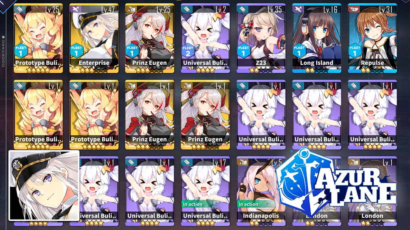How To Get New Ships – Azur Lane