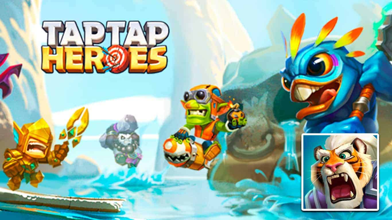 How To Download & Play Taptap Heroes On PC (2021)
