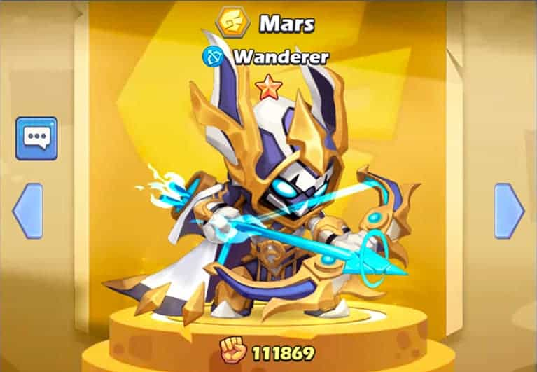 Mars hero Taptap Heroes