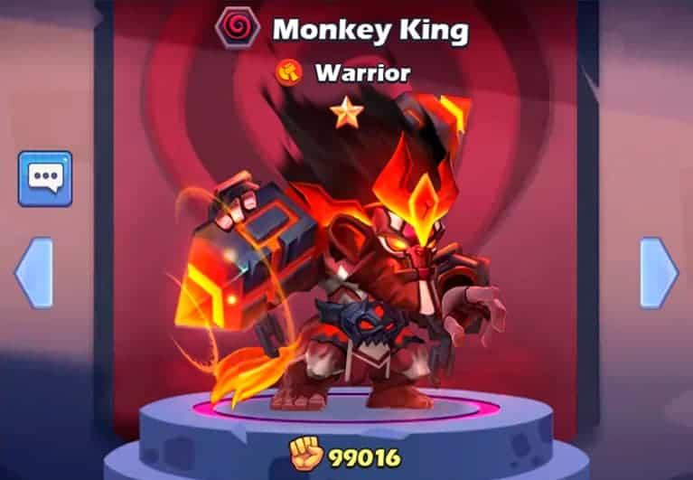 Monkey King hero Taptap Heroes