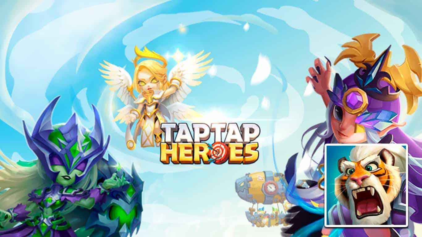 Taptap Heroes – Best Heroes Tier List (January 2021)