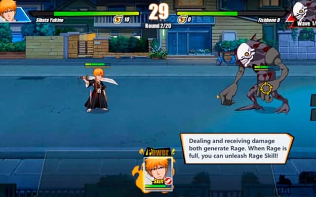 Bleach Immortal Soul PC gameplay