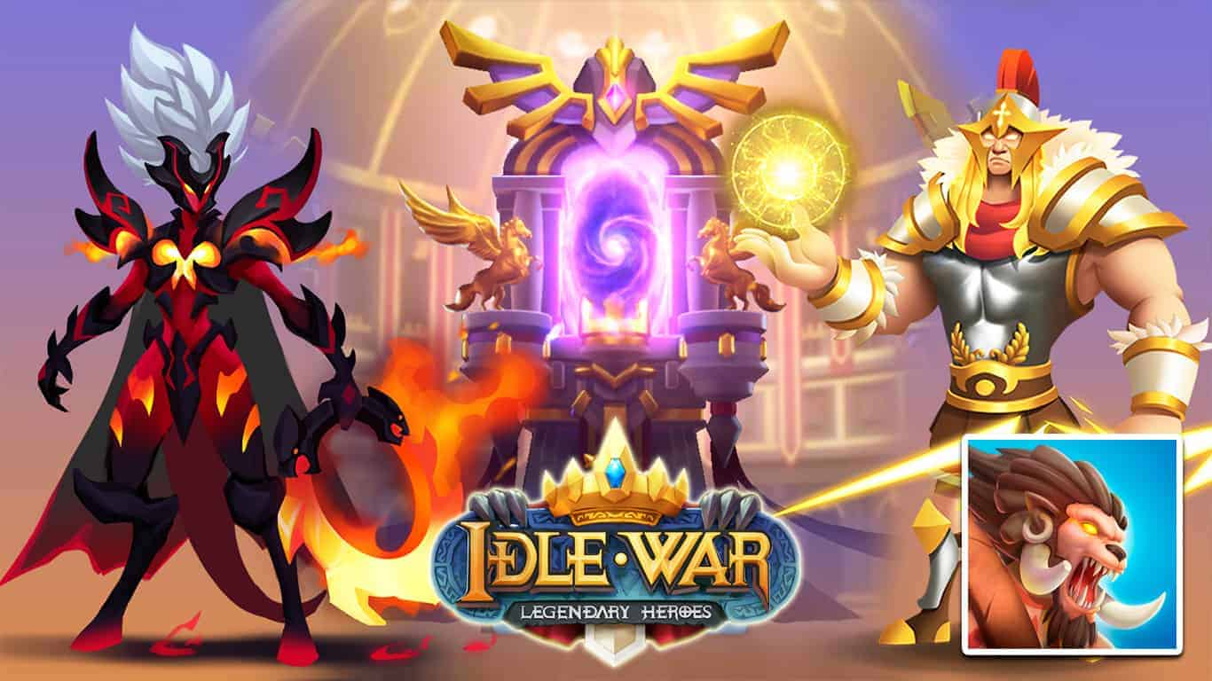 How To Download & Play Idle War On PC (2021)
