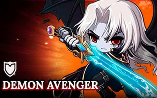 Maplestory Demon Avenger class
