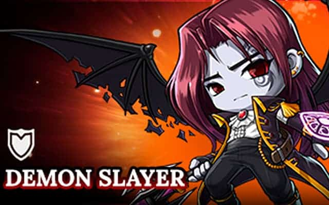 Maplestory Demon Slayer class
