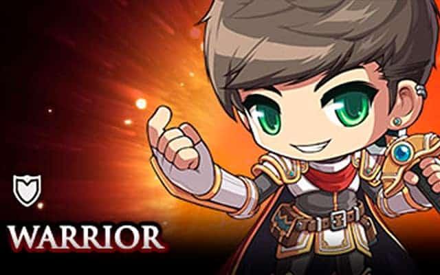 Maplestory Hero class