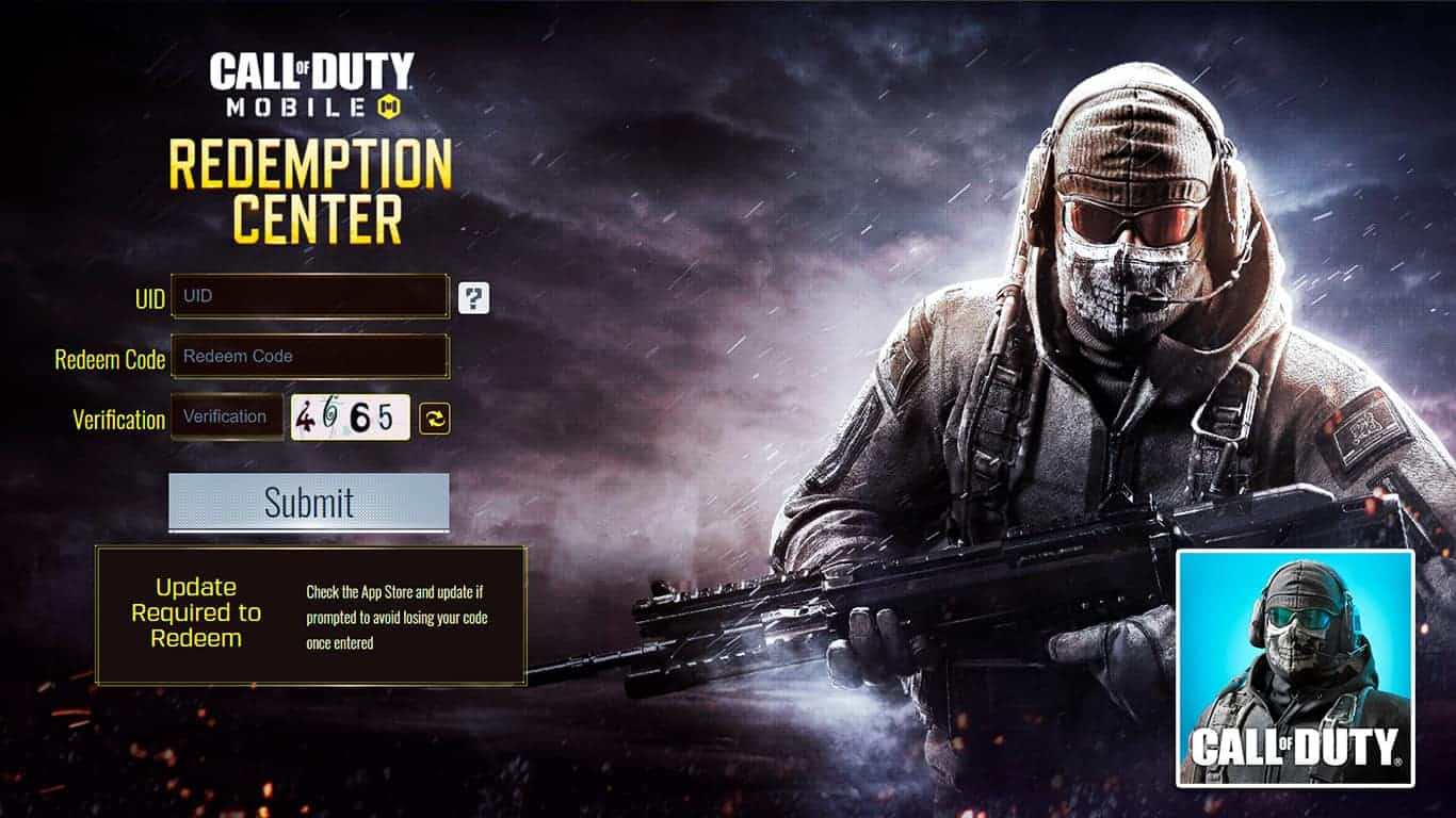 Call of Duty Mobile – Codes List (May 2021) & How To Redeem Codes