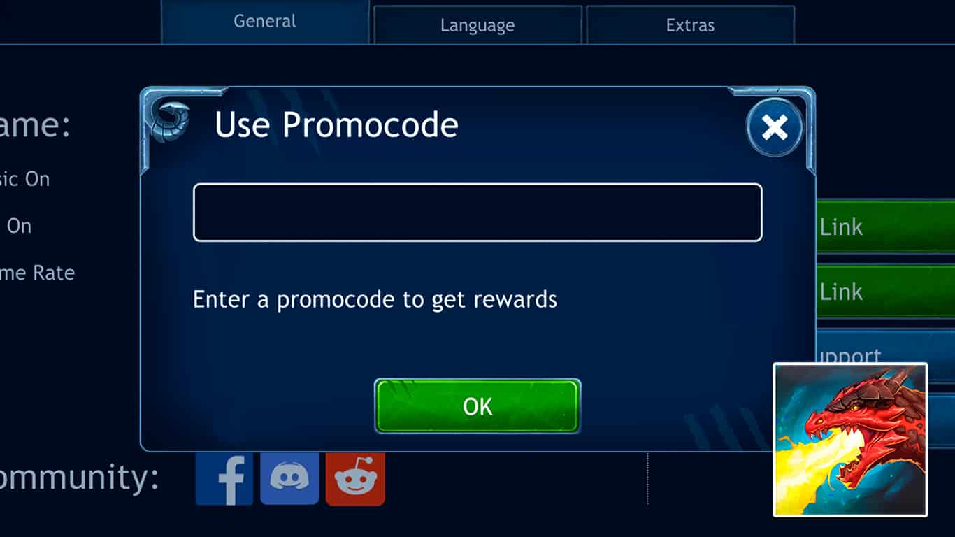 Dragon Champions – Promo Codes List (March 2021) & How To Redeem Codes