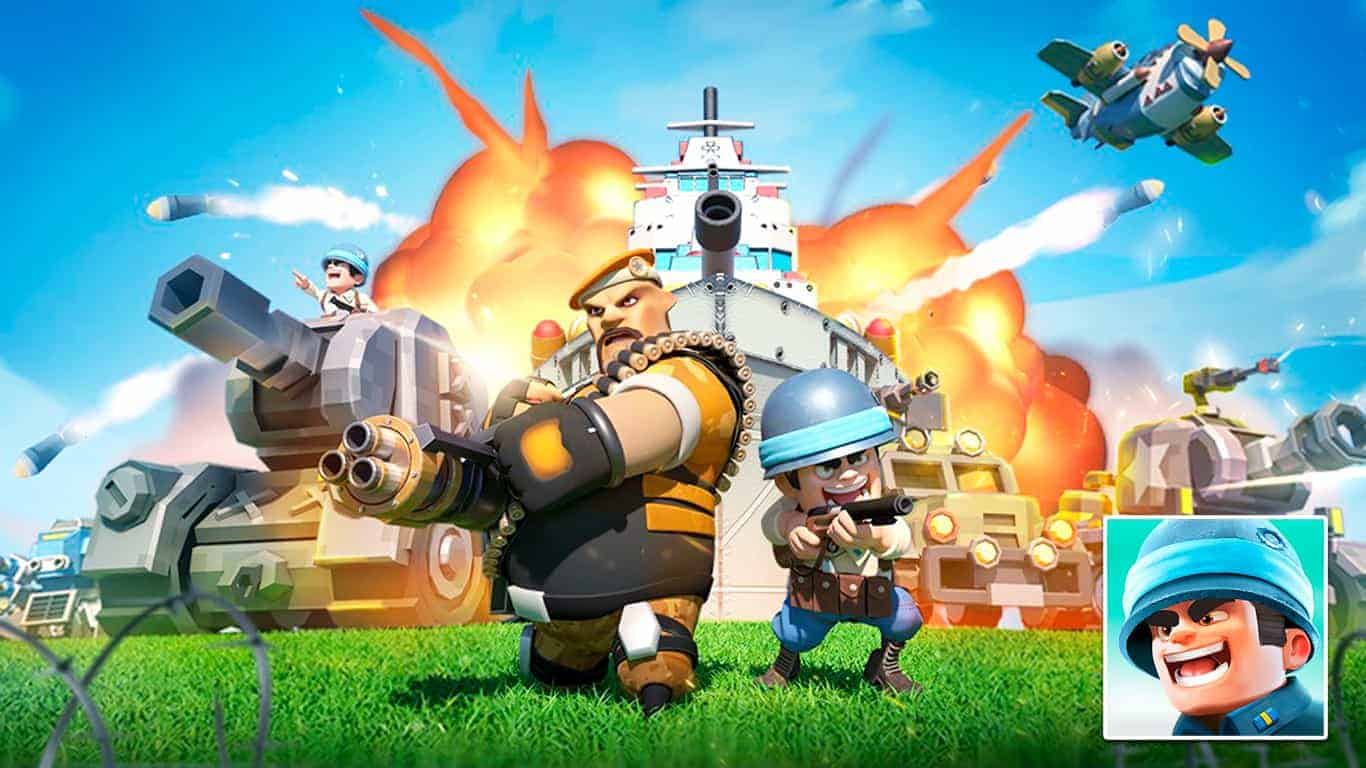 Top War: Battle Game Guide – Tips & Tricks