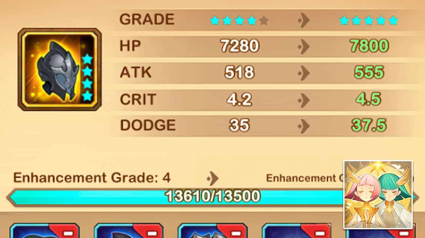 AFK Arena – How To Enhance Gear