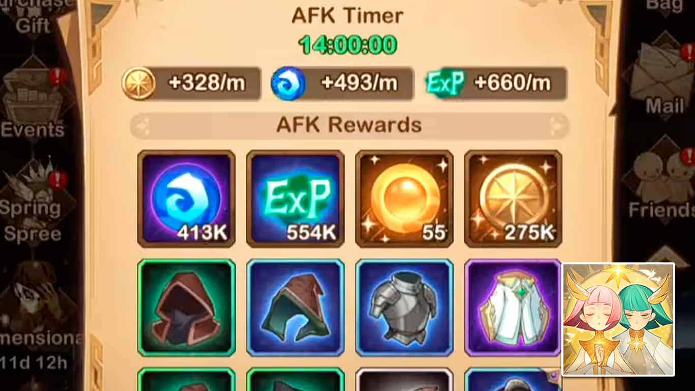 Read more about the article AFK Arena – How To Get Hero Experience