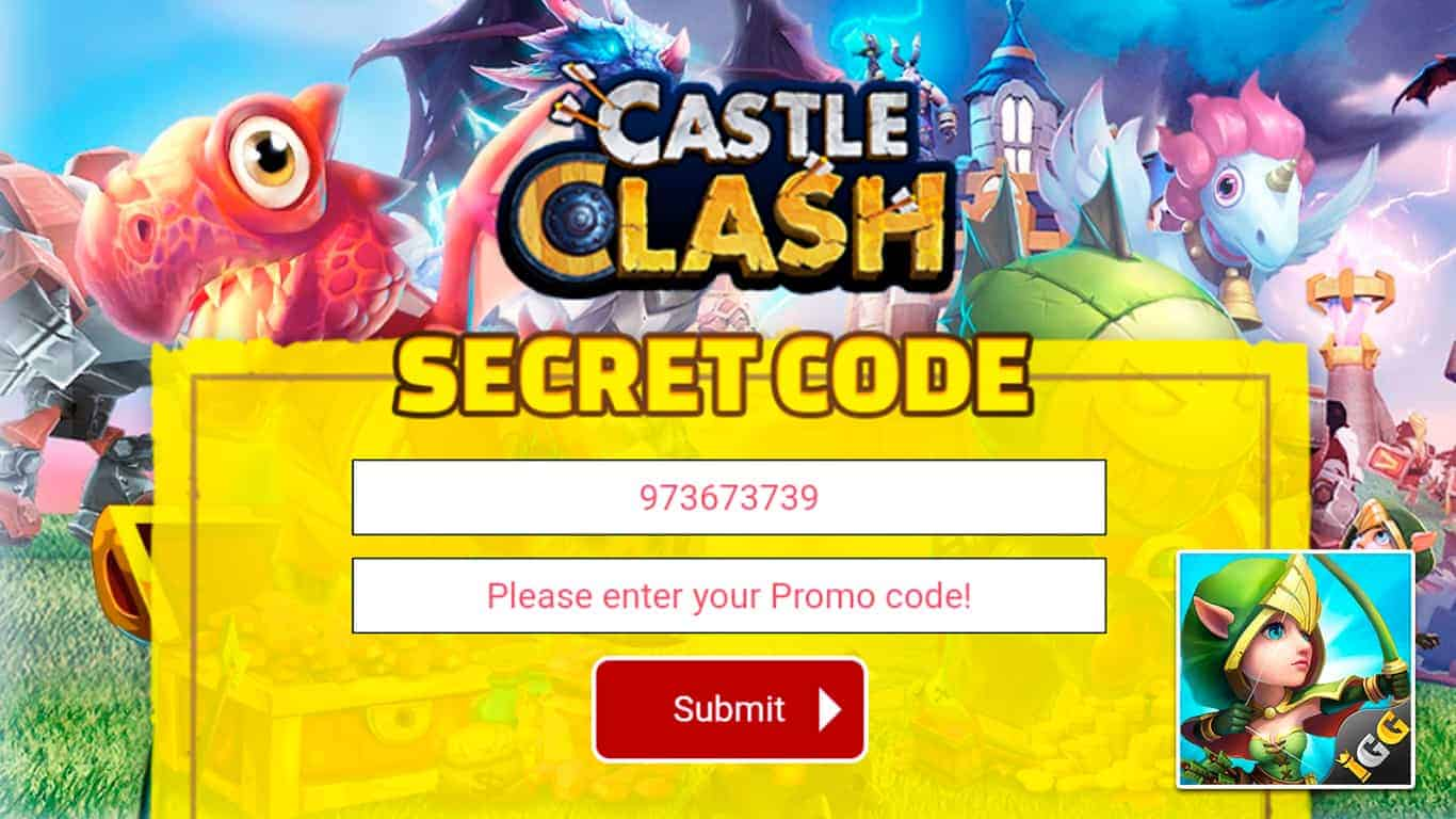 Castle Clash – Redemption Codes List (May 2021) & How To Redeem Codes