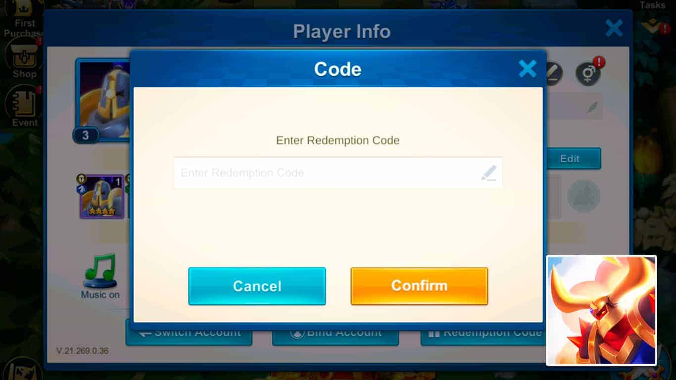 Idle Legend – Redemption Codes List (March 2021) & How To Redeem Codes