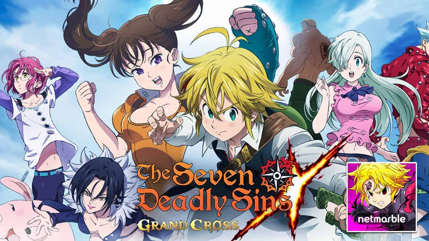 Seven Deadly Sins: Grand Cross – Codes List (March 2021) & How To Redeem Codes