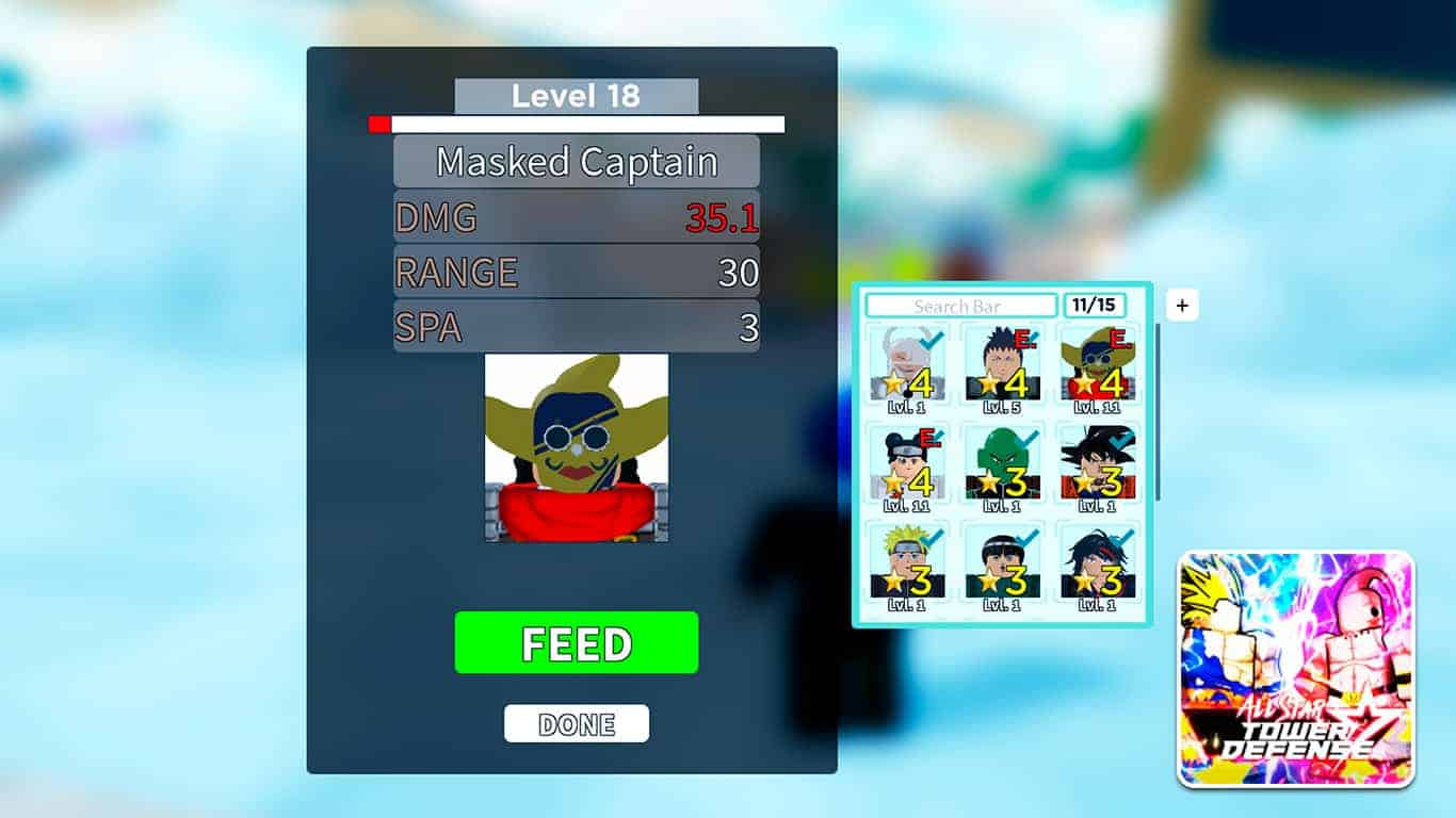 All Star Tower Defense (Roblox) – How To Level Up Fast