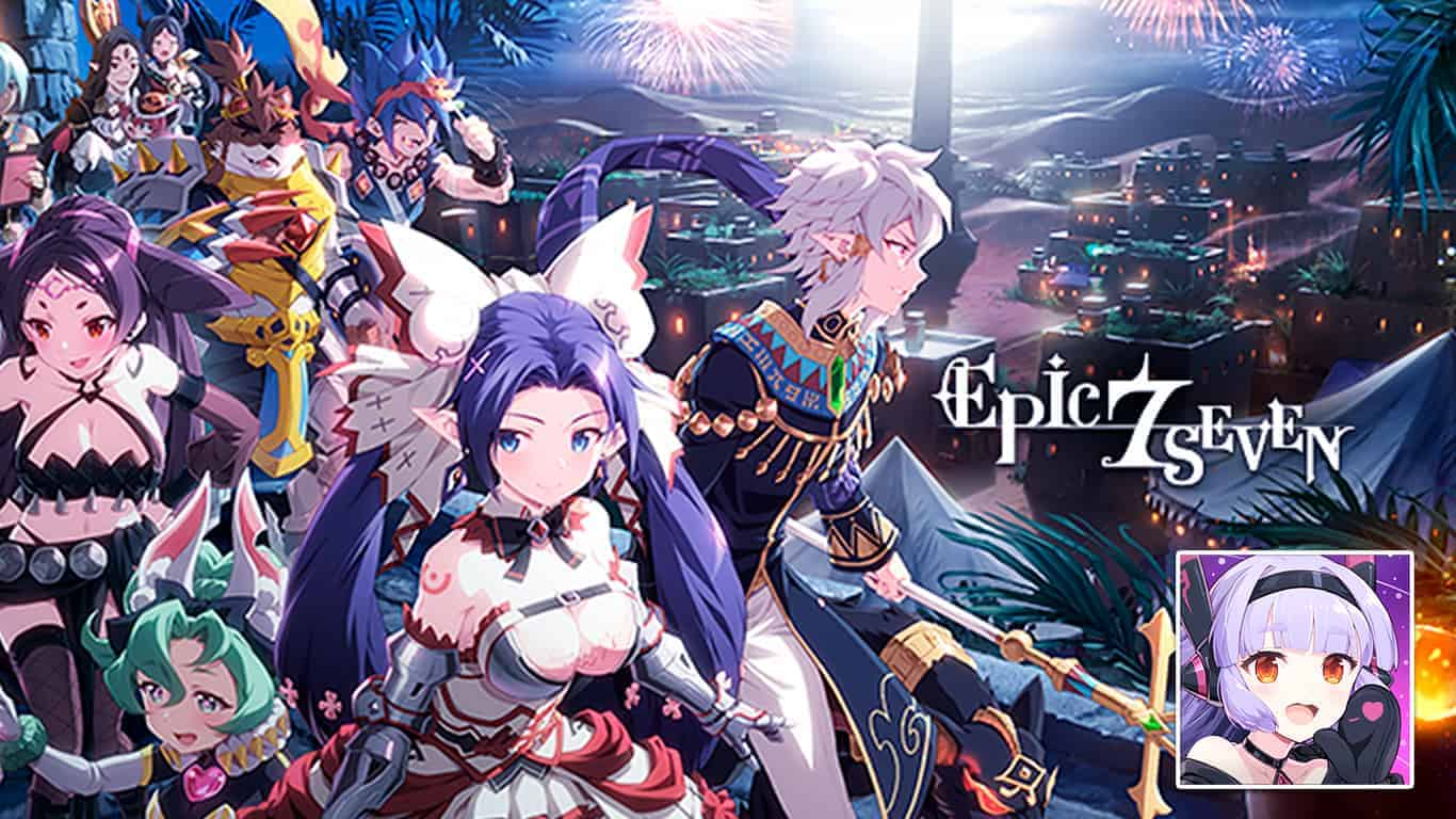 You are currently viewing How To Download & Play Epic Seven On PC (2021)
