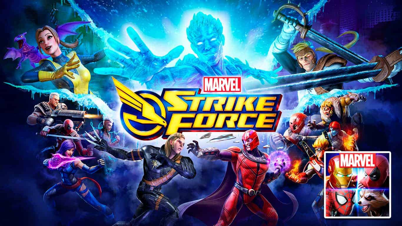 How To Download & Play MARVEL Strike Force On PC (2021)