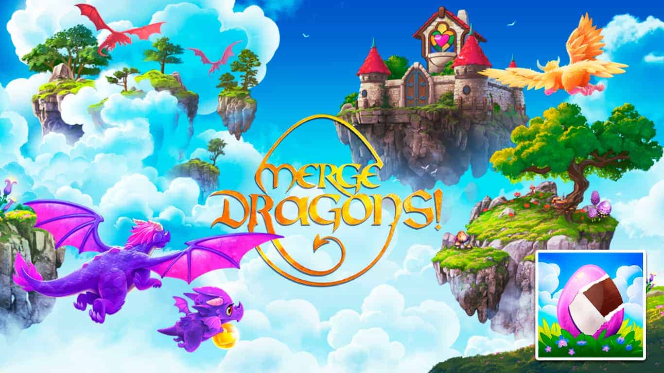 How To Download & Play Merge Dragons! On PC (2021)