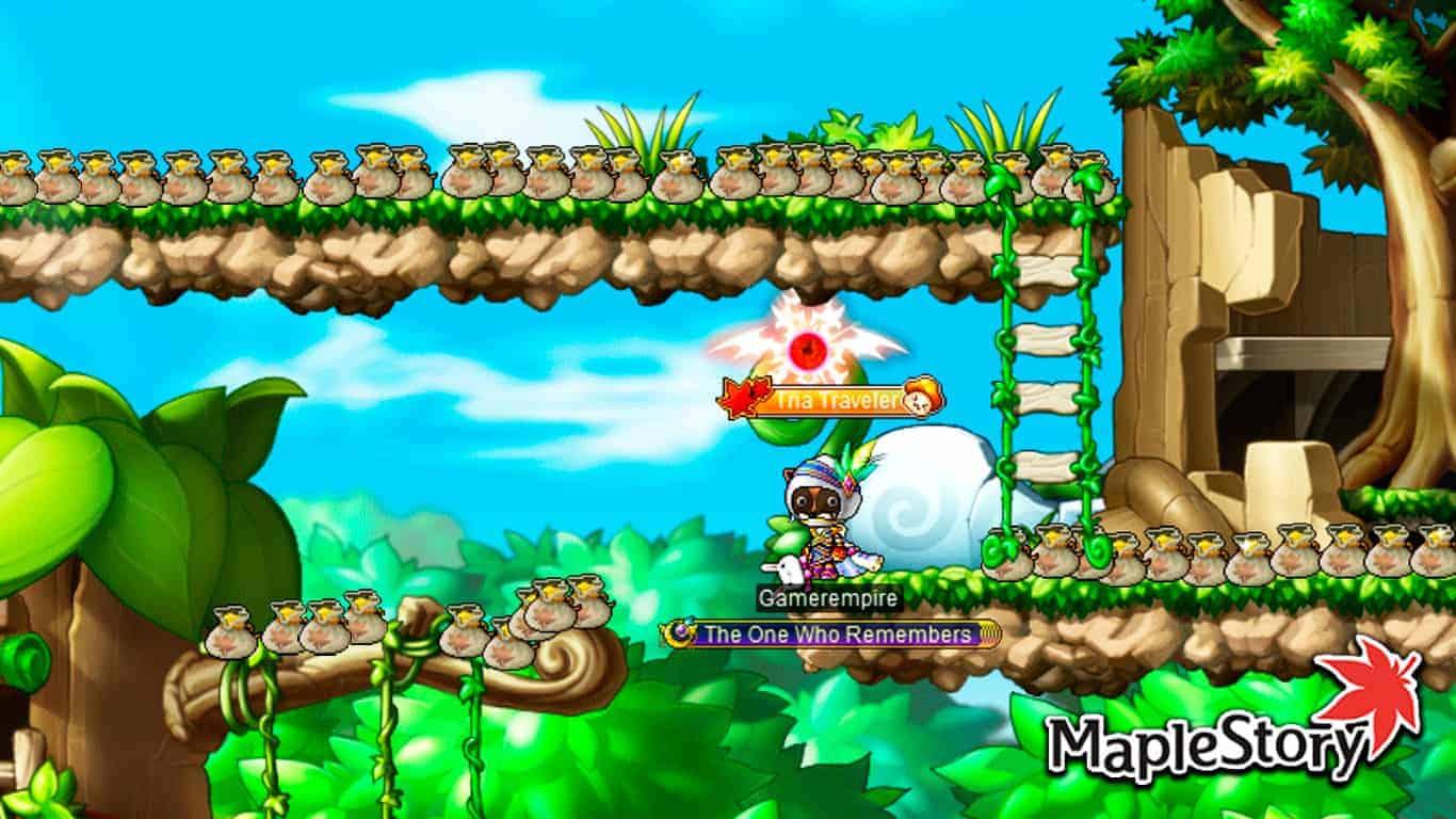 Maplestory – Reboot Meso Farming Guide 2021