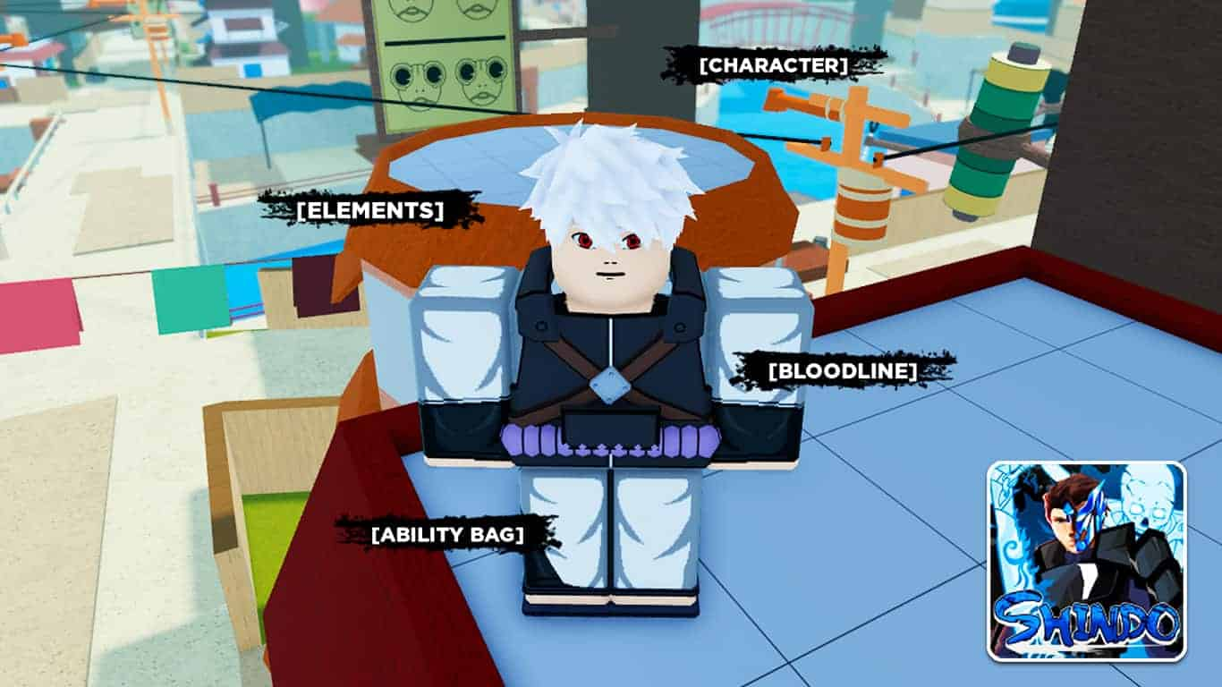 Shindo Life (Roblox) – How To Change Appearance