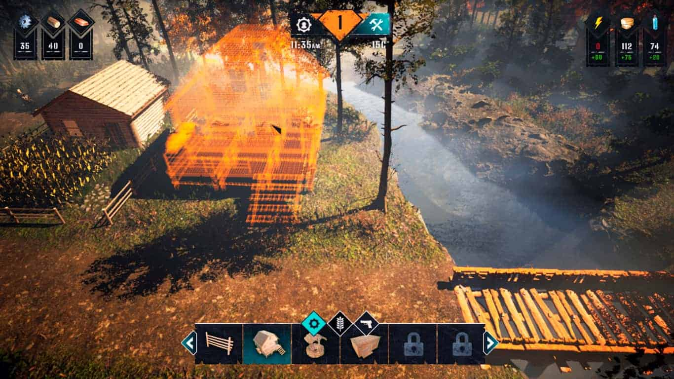 Survive the Fall, a post-apocalyptic game, set to release in 2022