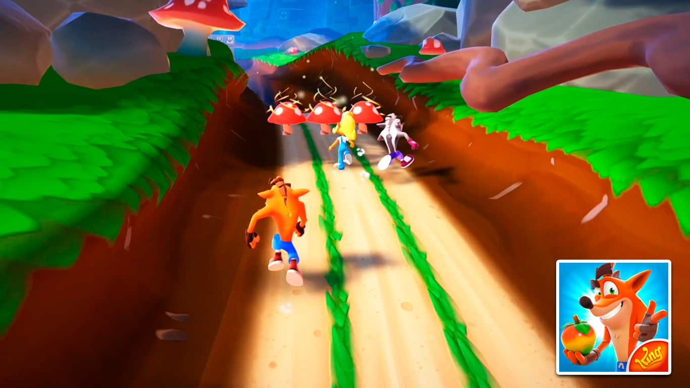 Crash Bandicoot: On the Run! Beginner's Guide – Tips & Tricks