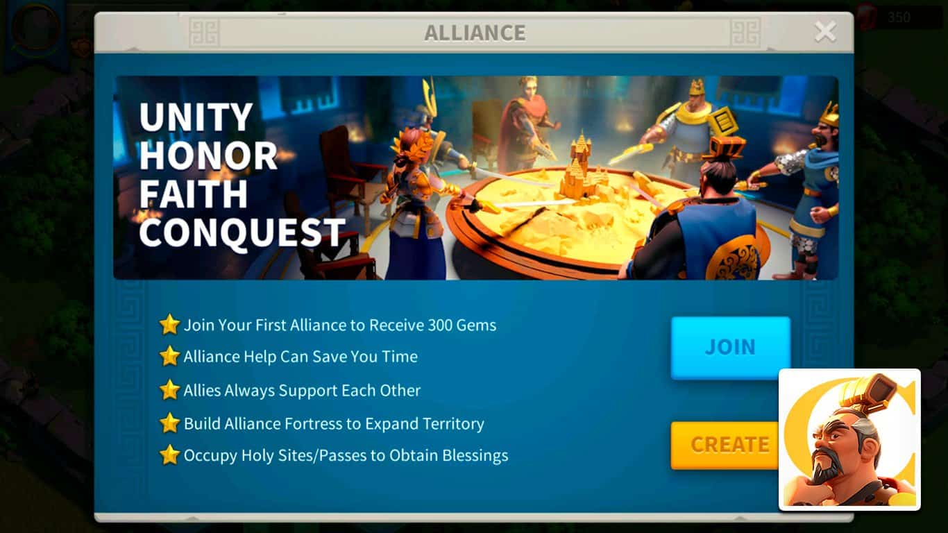 Read more about the article Rise of Kingdoms – Alliance Guide: How To Join, Create, Change, Etc.