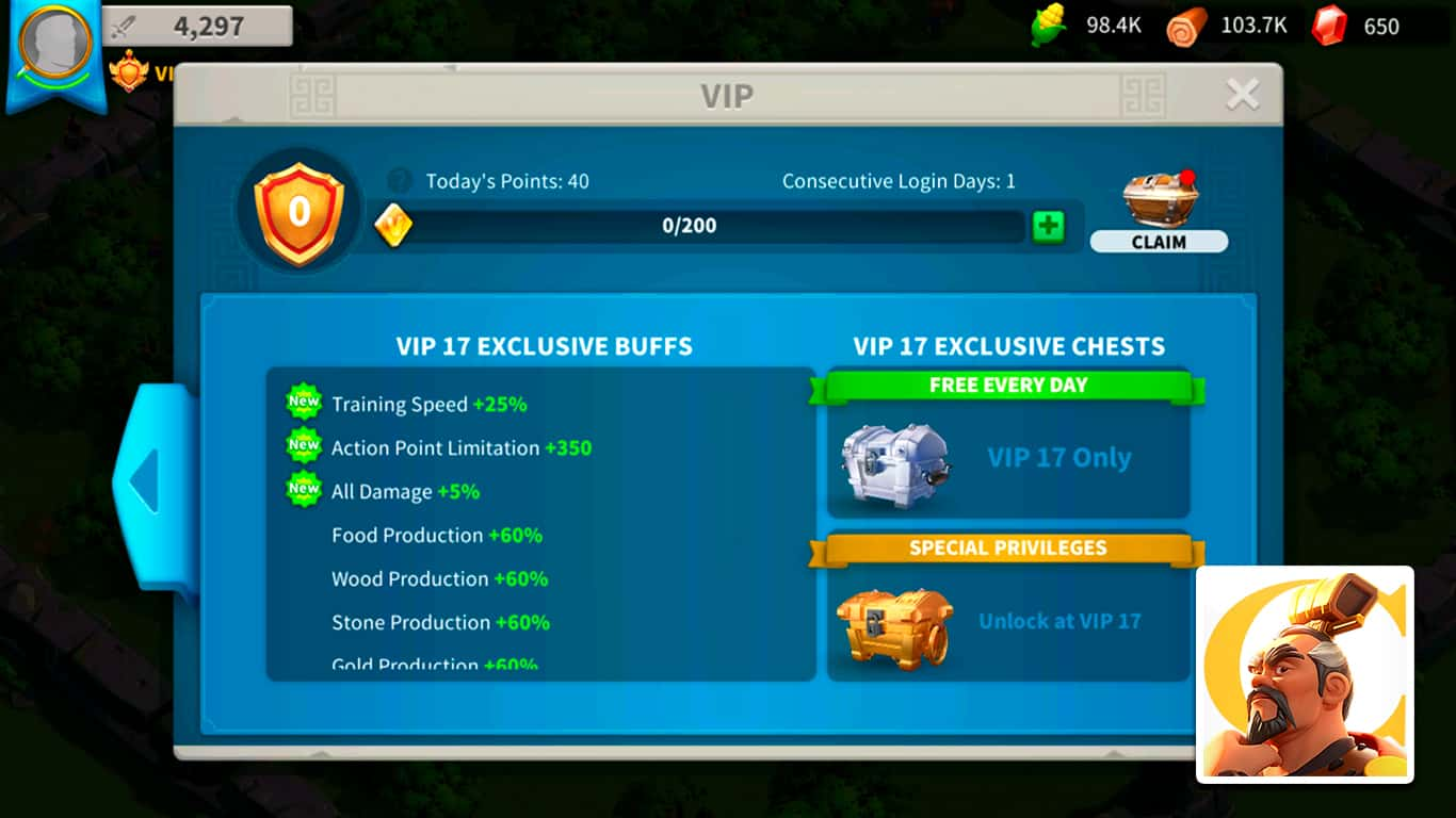 Read more about the article Rise of Kingdoms – How To Get VIP Points