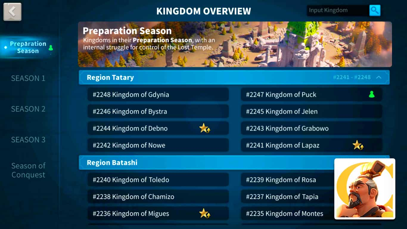 Rise of Kingdoms – How To Migrate