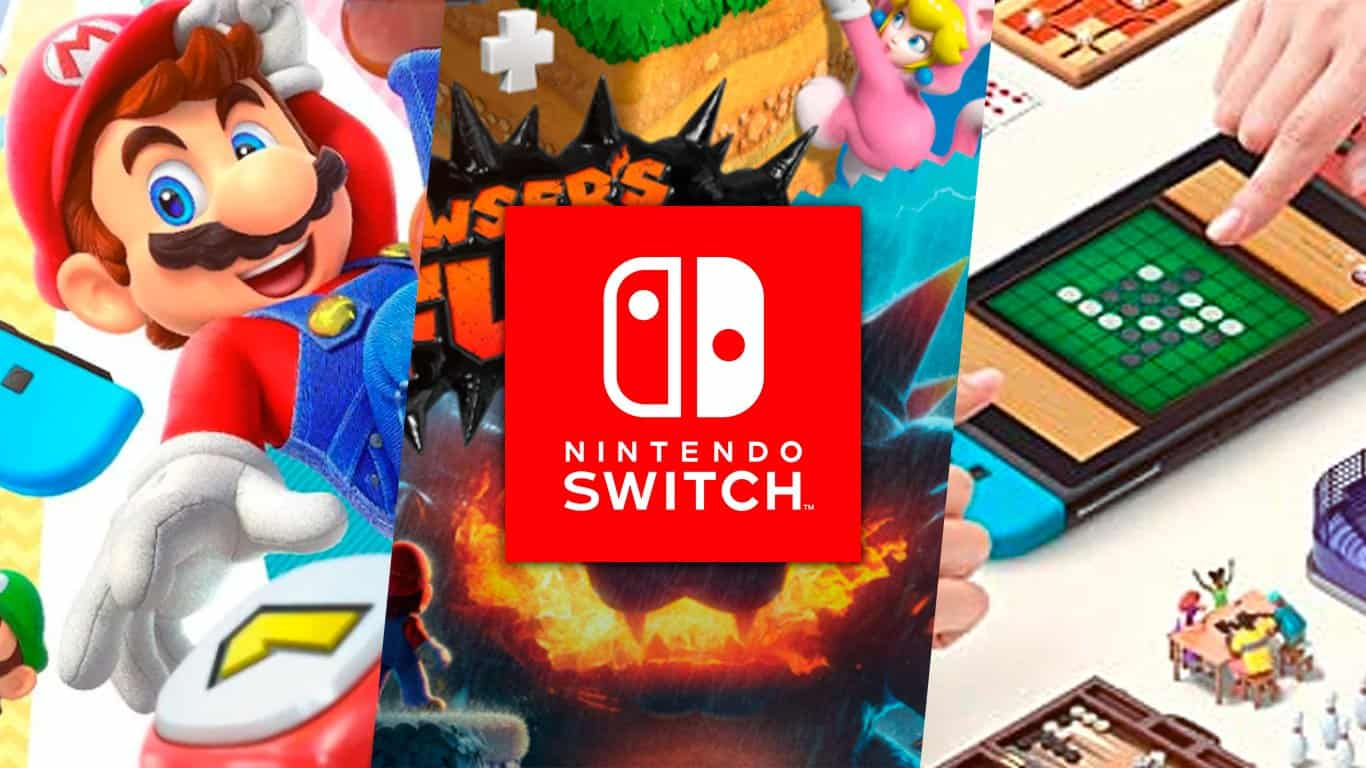 You are currently viewing 7 Best Family Nintendo Switch Games