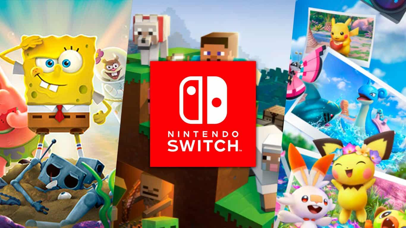 7 Best Nintendo Switch Games For Younger Kids