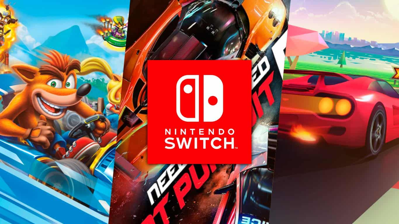 7 Best Racing Games For The Nintendo Switch