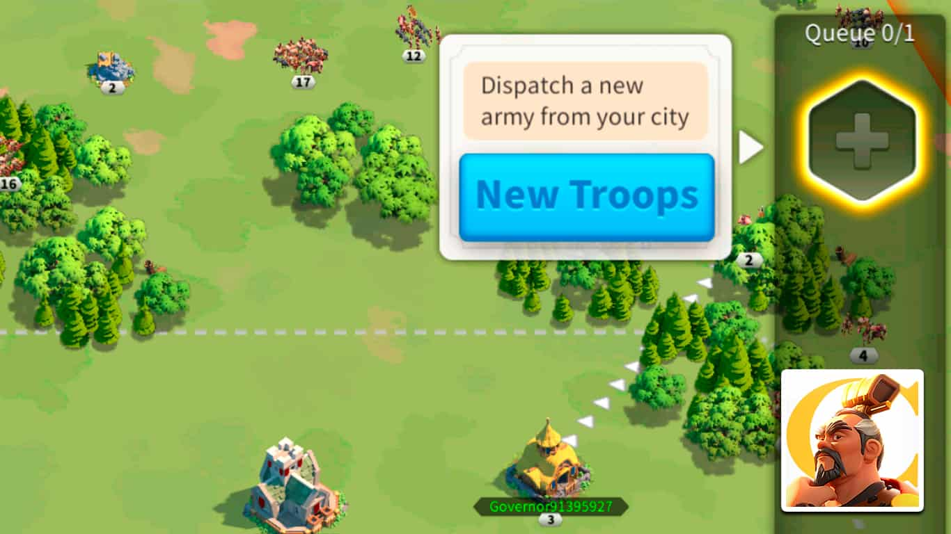 Read more about the article Rise of Kingdoms – How To Increase March Queue Slots & Troop Capacity